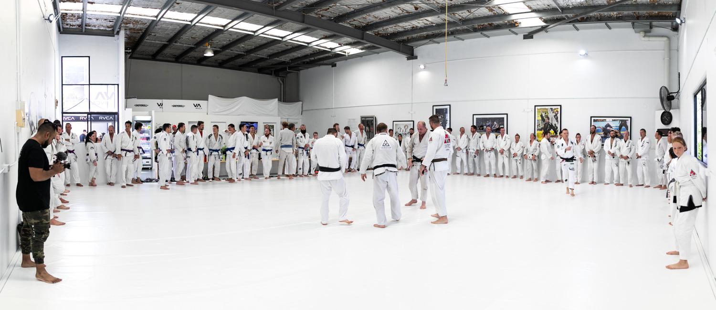 Full Metal Jiu Jitsu